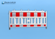Schrankenzaun / Absturzsicherung TL