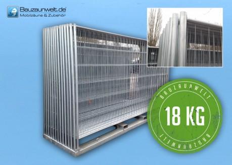 Bauzaun AP1-18 kg
