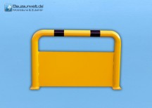Schutzbügel mit Unterfahrschutz